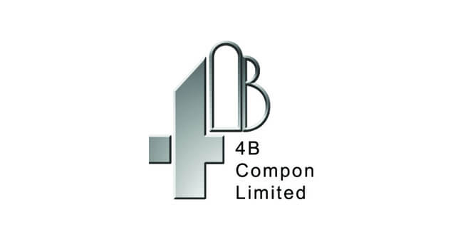 4B Components Ltd. - 3 Star Donor